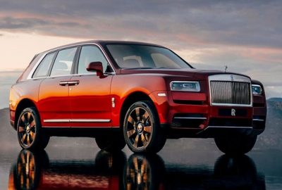 Rolls-Royce Cullinan: A close look at the most expensive SUV in the Indian market.